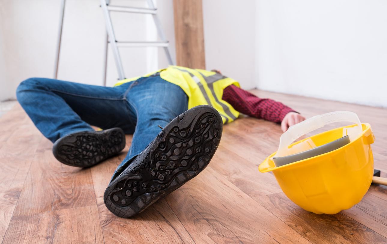 Arbeitsunfall