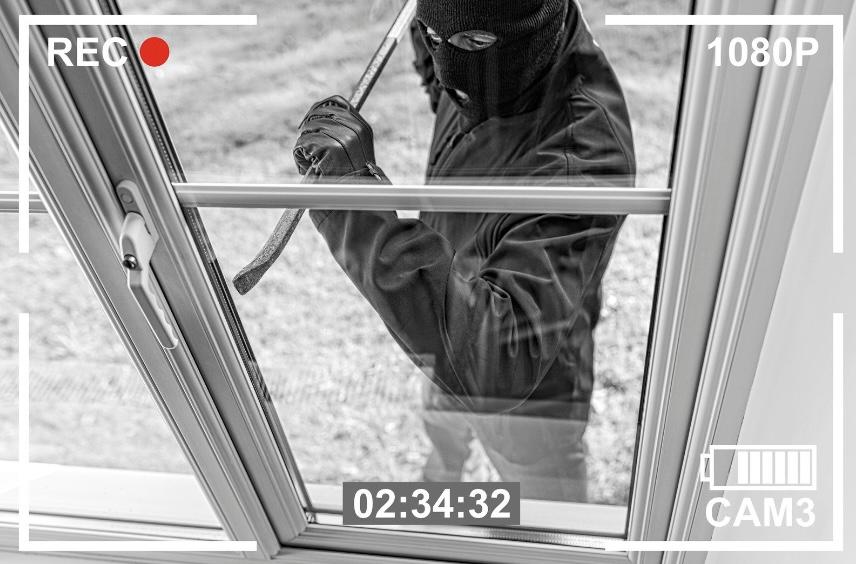 Diebstahl und Wohnungseinbrüche vermeiden